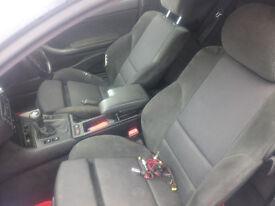 bmw e46 interior