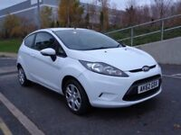 2012 FORD FIESTA MANUAL PETROL, 15,000 MILES ON CLOCK, HPI CLEAR, 3 MONTHS WARRANTY