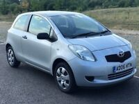 Toyota Yaris 1.0 VVT-i Ion 3dr 1 Previous Owner, 1 Year MOT, Low Mileage, Full Service History