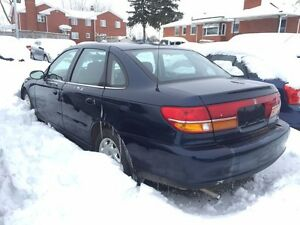 2000 Saturn L LS1-SOLD AS IS-Power Wdws/Drs/Mrrs-Cruise-AC-Tilt London Ontario image 3
