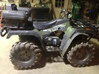 2003 artic cat 500 4x4 for sale or trade