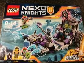 Nexo Knights Ruina's Lock & Roller 70349