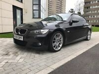 2009│BMW 3 Series 2.0 320d M Sport 2dr│Full Service History│HPI Clear│DVD Player│Sat Nav│Elec Seats