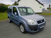2005 Fiat Doblo 1.9tdi - MOT Feb 2019 (Van, Espace, Scenic, Megane, Zafira, Mobility, Transit)