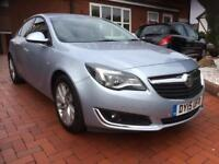 VAUXHALL INSIGNIA SRi 2015 LOW MILES CAT D