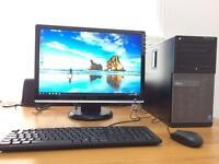 Desktop pc Intel i5 3.30Ghz Quad-core