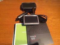 TomTom Go 520 GPS Satnav