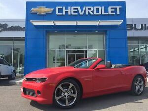 2014 Chevrolet Camaro RS pkg + One Owner + 20 wheels