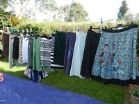 Skirts. Job lot of good quality skirts in different sizes 12s 14s and 16s.