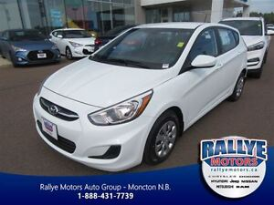 2016 Hyundai Accent Auto, Heated Seats, B/T, A/C $5500 OFF ! 3 L