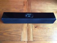 Orbit Soundbar and Sub Woofer