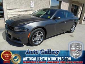 2015 Dodge Charger SXT AWD *Sunroof*
