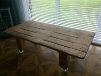 Coffee Table (handmade, pallet table)