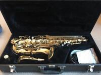 1 x Saxophone