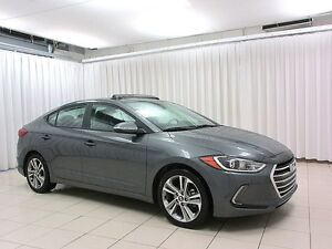 2017 Hyundai Elantra SEDAN w/ BLUETOOTH, SUNROOF, ALLOYS AND HEA