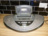 Panasonic cobra vintage old school ghetto blaster 1980s