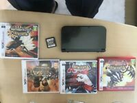 'New' Nintendo 3DS XL For Sale With 5 Games