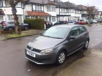 VOLKSWAGEN POLO 1.2 S 60 2011/11 not Ford Fiesta golf vw clio or fiat
