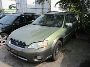 2006 Subaru Outback 2.5 i Special Edition ~ DRIVES GOOD ~ AS-IS