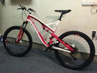Specialized Camber Comp Full Suspension Mountain Bike