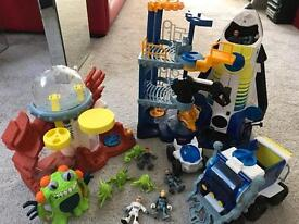 Fisher Price Space Set
