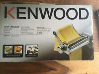 Kenwood Chef/major pasta roller attachment
