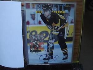 "FS: NHL Beckett/C.S.C. ""Autographed"" Back Issues London Ontario image 2"