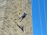 Abseil for Charity