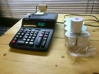 Casio professional calculator