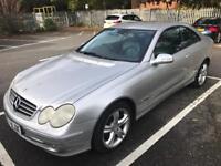 2003 Mercedes CLK Elegance. Immaculate FULL YEAR MOT. LEATHER FSH