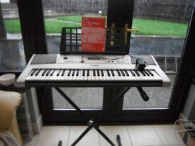 Yamaha PSR-E313 YPT-310 Electric key board