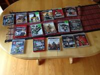 16 games all PS3