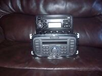ford focus radio with code 04 to 2011