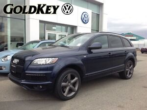2014 Audi Q7 3.0T | Progressiv | Bluetooth | Leather