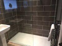 Shower screen