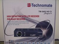 Technomate TM-5402 HD CI Super + Satellite Receiver