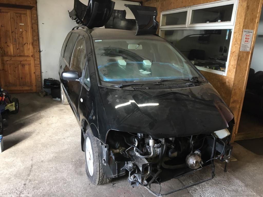 2003 vw sharan 1.9diesel 6 speed breaking for parts