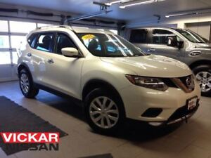 2015 Nissan Rogue S/LOW KMS/1 OWNER LCOAL TRADE!!!