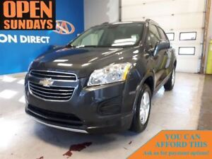 2016 Chevrolet Trax LT AWD! BACK UP CAMERA! FINANCE NOW!