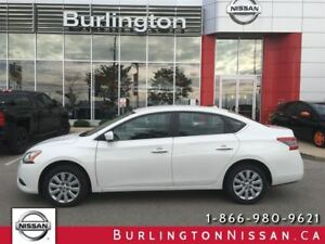 2014 Nissan Sentra SV, WOW ONLY 25,000 KM'S !
