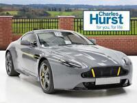 Aston Martin Vantage S V8 (grey) 2016-10-31