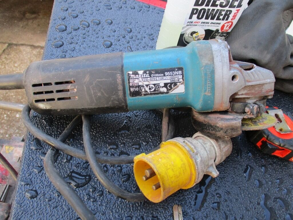 makita small grinder 110 volt