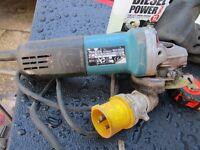makita small grinder 110 volt