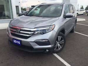 2016 Honda Pilot EX-L Navigation 6AT AWD