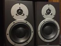 Dynaudio BM6A MKII Active Nearfield Monitors Speakers
