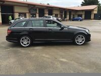 2009 Mercedes Benz C220 sport Estate Automactic,,,,all major credit or cards accepte 7d