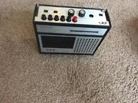 VINTAGE WALTHAM W110 3 Band Radio,Cassette Recorder WORKING RETRO