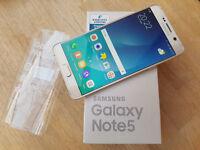 Samsung Note 5 N9208 Duo Unlocked Swap a S7 Edge