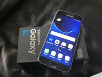 Samsung Galaxy S7 (G930F) 32GB Mobile Phone, Black , Boxed