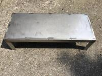 Stainless Steel Step